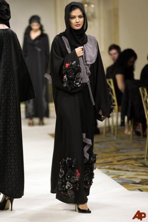 Abaya Designs 2011, Abaya Designs, Abaya Collection, 2011 Abaya Designs, Islamic Clothing, Women Wear, Clothes, Black Abaya, Abayas, Abaya Design, http://fashionallabout.com/