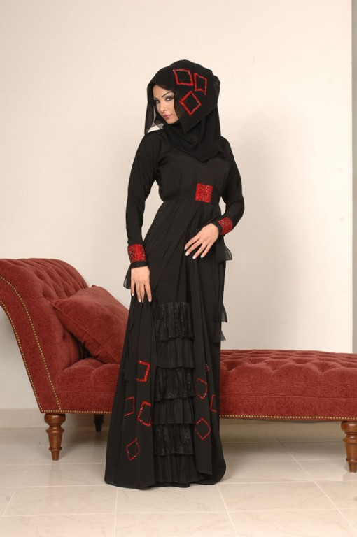 Abaya Dress, Abaya Dresses, Abaya Collection 2011, 2012 Abaya Designs, Dubai Abaya Designs, Abaya in Fashion, Designer Abaya, Abaya, Abayas, Dress, Dresses, Muslim Clothes, Islamic Clothing, Arabian Abaya, Saudi Abaya, Women, Women Abaya, http://fashionzs.com